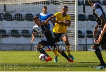 SC Farense - FC Famalicão