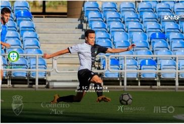 Juniores - SC Farense vs Amora FC