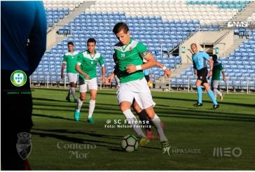 Juniores - SC Farense vs Casa Pia