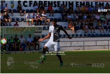 Campeonato de Portugal Farense vs Sporting Ideal