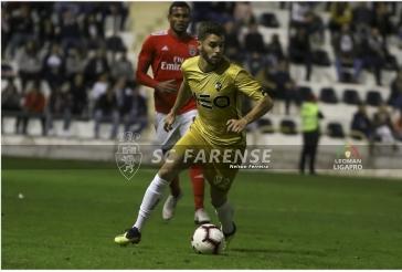 Farense - Benfica B