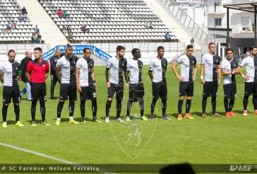 SC Farense vs Real SC