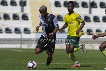 SC Farense - FC Paços de Ferreira