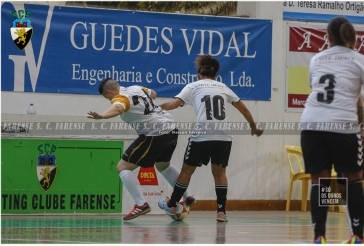 SC Farense – AD Os de Baba