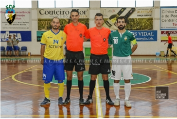 SC Farense - GD Estoril Praia
