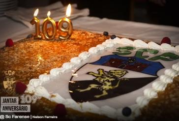 109º Aniversário do Farense