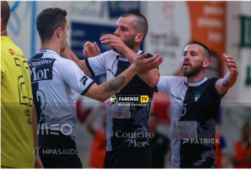 SC Farense vs Ferreira do Zêzere