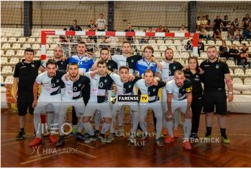 SC Farense - Eléctrico FC