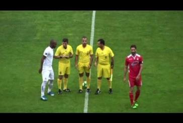 Resumo do jogo Lusitano VRSA 0-3 SC Farense