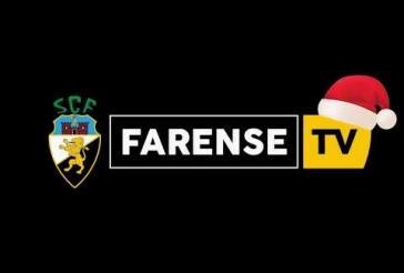 Treinador do Farense / Rui Duarte  Repórter / Carlos Encarnação / Imagem / Ricardo Reis Edição / Nuno Ribeiro