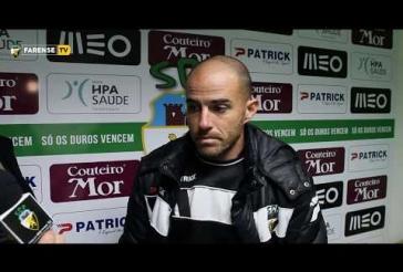 Treinador do Farense - Rui Duarte Repórter – Carlos Encarnação Imagem e Edição / Nuno Ribeiro  FARENSE TV 2018