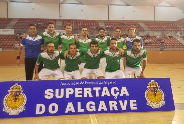Sonâmbulos FLA 4 - 3 Sporting Clube Farense (Após prolongamento)