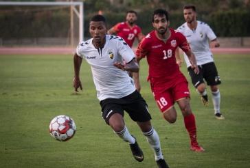 SC Farense - Seleção A do Bahrain