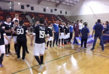 Final Taça do Algarve Futsal