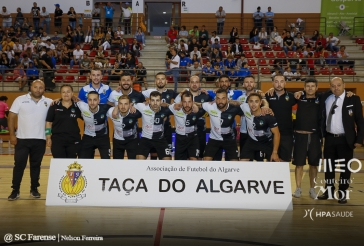 Taça do Algarve Futsal Final - Seniores Masculinos