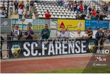 SC Farense - AC Viseu