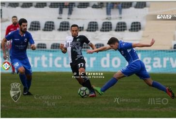 "SC Farense vs CF ""Os Armacenenses"""
