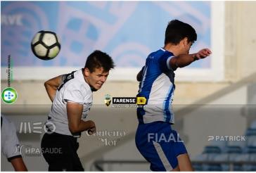 Sporting Clube Farense – Clube Desportivo Praia de Mil Fontes