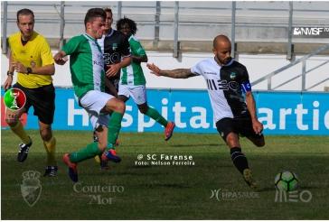 Taça de Portugal - Farense - Estrela Vendas Novas