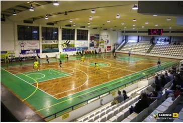 SC Farense vs Reguilas de Tires Futsal