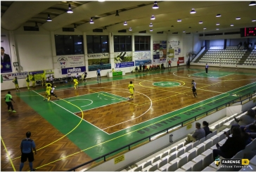 SC Farense vs Reguilas de Tires Futsal