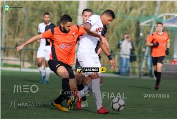 Farense vs Portimonense