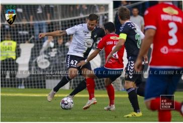 SC Farense - UD Oliveirense