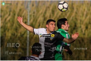 Sporting Clube Farense vs Lusitano de Évora