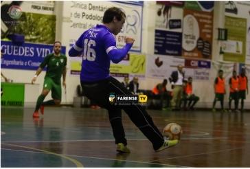 S.C.Farense 3-1 Leões de Porto Salvo (Taça de Portugal)