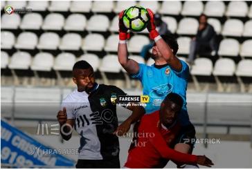 Farense vs Lusitano FC