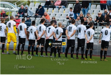 Armacenenses vs Farense