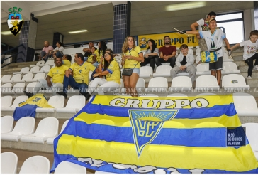SC Farense - GD Estoril Praia