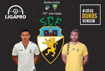 Antevisão Matheus Silva e Sérgio Vieira  © Farense Tv 2020